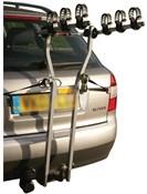 Peruzzo Trento Towbar Fitting 3 Bike Car Carrier / Rack