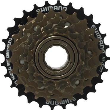 Shimano 6 Speed Multiple Freewheel MFTZ20