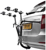 Peruzzo Cruising Towball 2 Bike Car Carrier / Rack