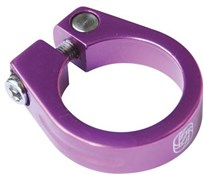 Gusset Clench Single Bolt seat clamp