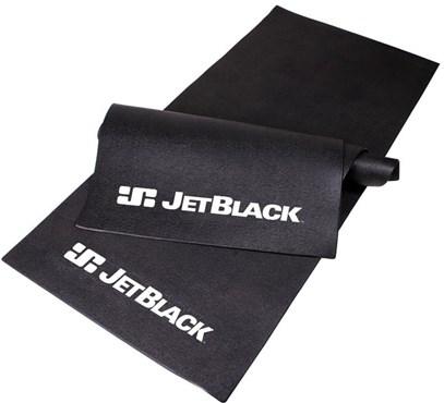 JetBlack Turbo Trainer Mat