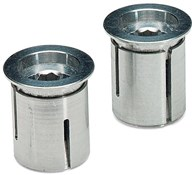 Specialized CNC Alloy Bar end plugs pair