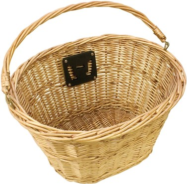 ETC Wicker Basket With QR Bracket