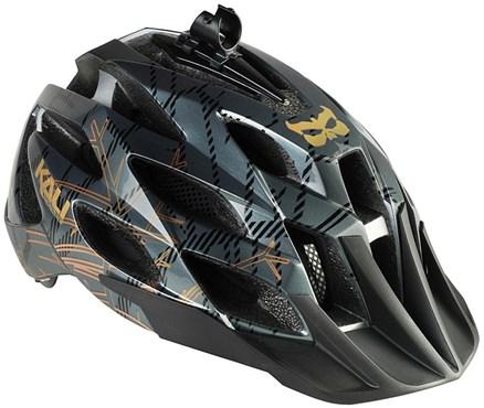 Kali Amara Helmet with Integrated Camera or Light Mount