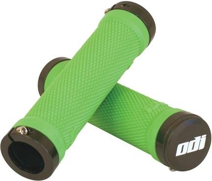 ODI Ruffian Lock-On Grips Bonus Kit