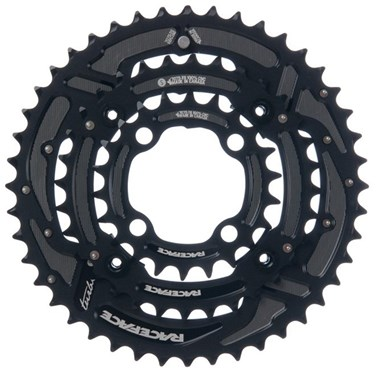 Race Face Turbine 9 Speed Triple Chainring Set