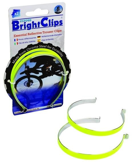 Oxford Bright Clips Reflective Trouser Clips | Reflectives