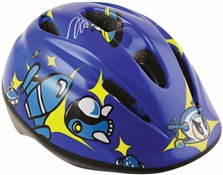 Product image for Oxford Little Rocket Kids Cycling Helmet