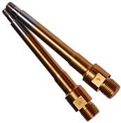 DMR Classic V12 Titanium Axles - Pair Incuding Shields+M7 Nuts