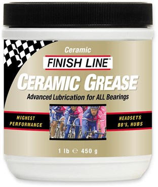 Finish Line Ceramic Grease 1lb Tub