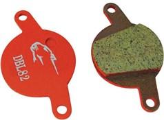 Jagwire Steel Disc Brake Pads Semi Metallic