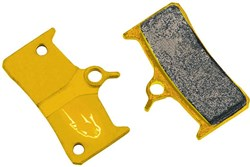Jagwire Alloy Disc Brake Pads Semi Metallic