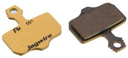 Jagwire Alloy Disc Brake Pads Semi Metallic