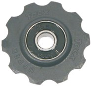 Tacx Jockey Wheels Black fits 7/8spd Shimano and 8/9/10spd Campag and SRAM Esp