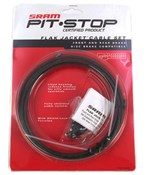 Product image for SRAM Pit Stop Flak Jacket Brake Cable Kit