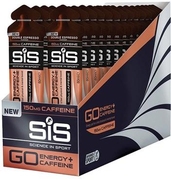 SiS GO Plus Caffeine Gel - 60ml x Box of 30