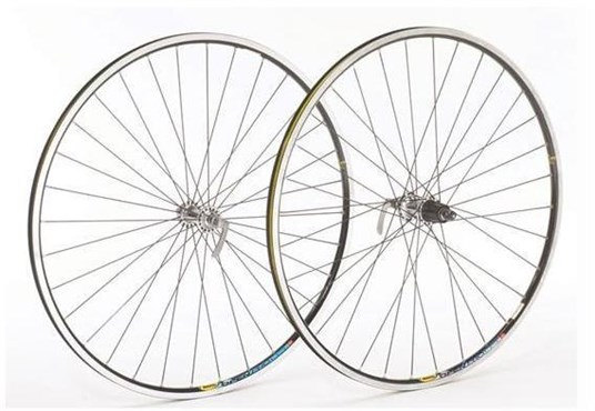 Tru-Build 700c Rear Wheel Mach1 Omega Rim Shimano Tiagra 10spd Hub