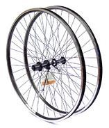 Wilkinson Wheel Set 700c 8/9spd Cass Q/r Hybrid