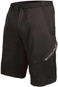 Endura Hummvee Lite Baggy Cycling Shorts With Liner AW16