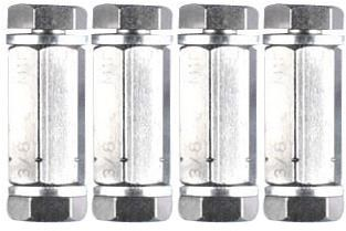 Adie Axle Extension Bolts Dual Size