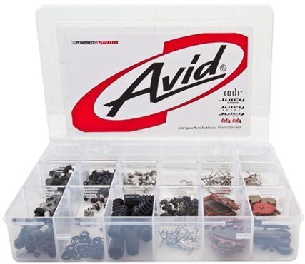 Avid Spare Parts Tacklebox - Juicy/Code/BB Disc Brakes