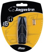 Jagwire Pad Inserts For SRAM and Shimano Style Road Brakes