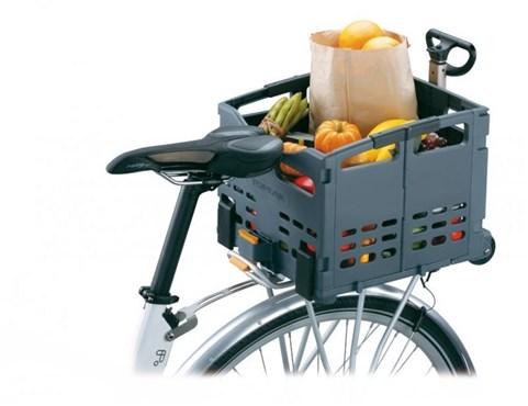 Topeak TrolleyTote Folding MTX Rear Basket