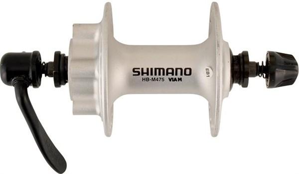 Shimano Deore 6 Bolt Disc Front Hub HBM475