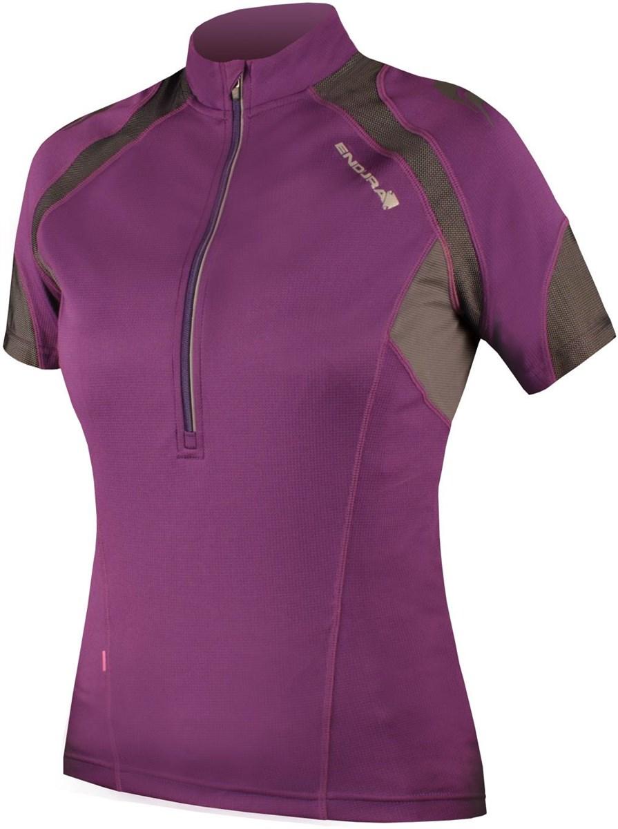 Endura Hummvee Womens Short Sleeve Cycling Jersey AW17