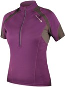 Product image for Endura Hummvee Womens Short Sleeve Cycling Jersey