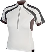 Endura Hummvee Womens Short Sleeve Cycling Jersey