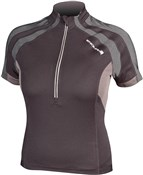 Endura Hummvee Womens Short Sleeve Cycling Jersey