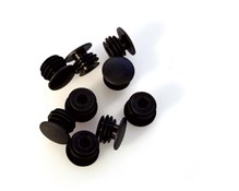 M Part Plastic Bar End Plugs