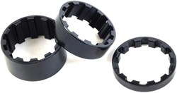 Product image for M Part Splined Alloy Headset Spacers 1 Inch