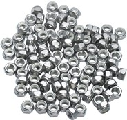 Product image for M Part Nyloc Stainless Steel Nuts Pack Of 100