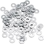 M Part Flat Stainless Steel Washer Pack Of 100