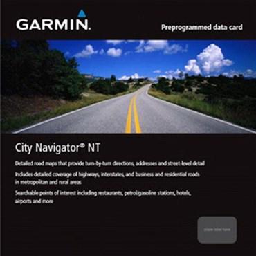 Garmin MicroSD - City Navigator NT Europe