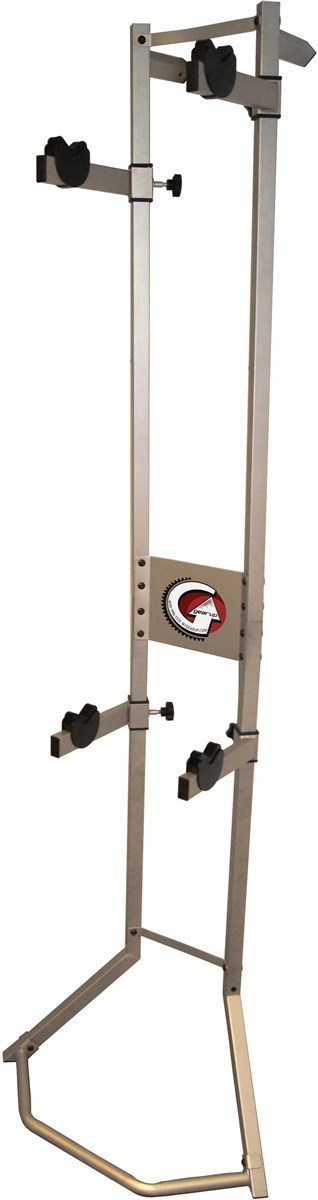 Gear Up Platinum Steel 2-Bike Gravity Stand   Stands