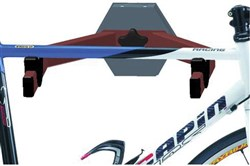 Gear Up Platinum Horizontal 1-Bike Adjustable Wall Rack