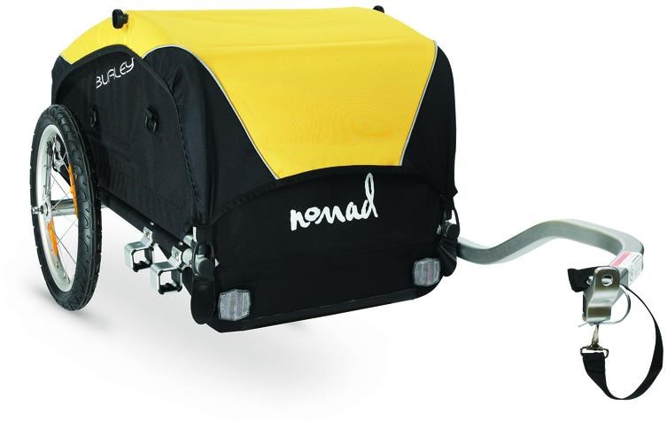 Burley Nomad Luggage Trailer | Trailer til cykler