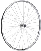 Product image for M Part Shimano Deore Hub on Mavic A319 Rim Complete Wheel - 700c