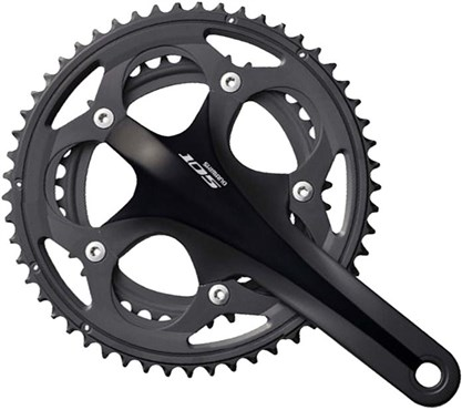 Shimano 105 FC5750 Compact Road Chainset | Kranksæt