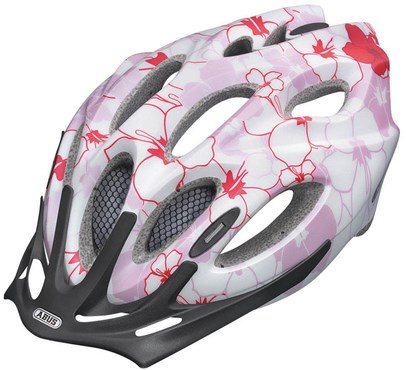 Abus Chaox Plus Kids Cycling Helmet With Integrated Rear LED 2015