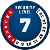 Abus 1385 Combination Chain Lock