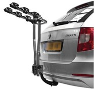 Peruzzo Arezzo Towball 3 Bike Car Carrier / Rack