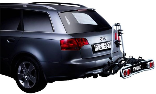 Thule 941 EuroRide 2-bike 7-pin Carrier
