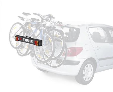 Thule 976 Light Board | Cykelholder til bil