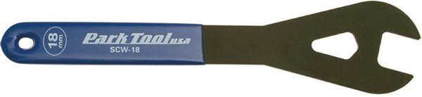 Park Tool SCW18 Shop Cone Wrench: 18 mm