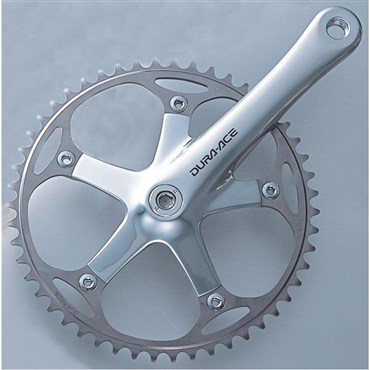 Shimano FC-7710 Dura-Ace Track Crankset without Chainring