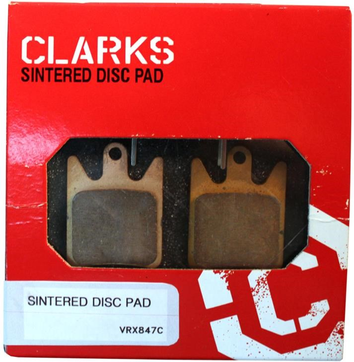 Clarks Disc Brake Pads for Hope Moto V2 | Brake pads